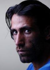 Refugee Behrouz Boochani.