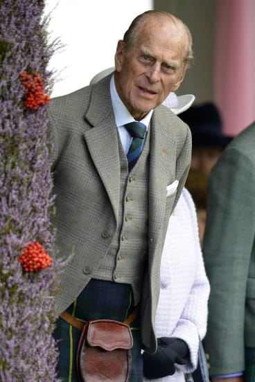 Prince Philip's long life of service should be honoured by Australia, Tony Abbott has said.
