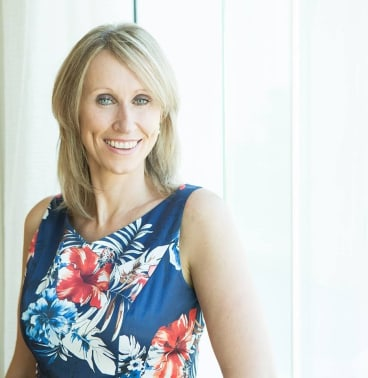 Leonie Fitzgerald invested an insurance payout to build her wealth.