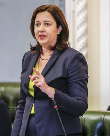 """Premier Annastacia Palaszczuk: """"We regret the humiliation that you have endured and the violence and vilification that were perpetrated upon you."""""""