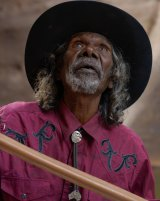 Goldstone film star David Gulpilil.