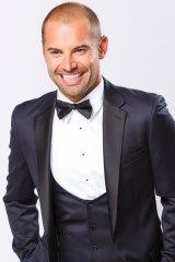 Ex-<i>Dancing with the Stars</i> host Daniel MacPherson.