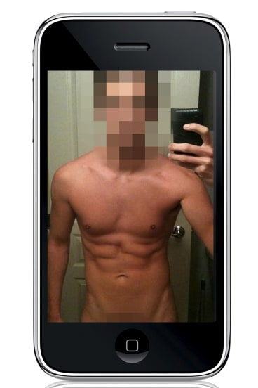 There have been 174 sexting offences recorded in Victoria since new laws came into effect.