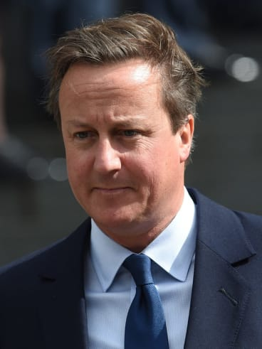 Mr Cameron said the government had raised its concerns about Ali al-Nimr's case with Saudi Arabia.