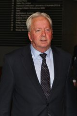 Former Krispy Kreme Australia chief executive John McGuigan.