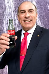 Muhtar Kent, chief executive Coca-Cola.
