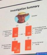 A screenshot from the ASD staffer's presentation.