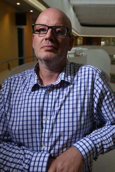 Professor Edward Holmes, University of Sydney.