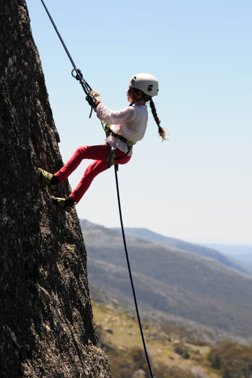 Abseiling – an adventure for all ages … if you dare!