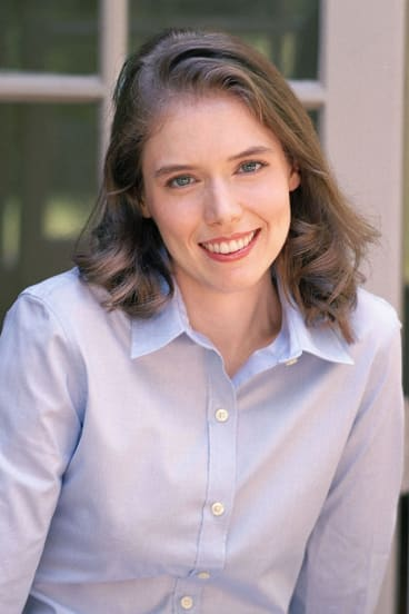 Madeline Miller, author of The Song of Achilles & Circe.