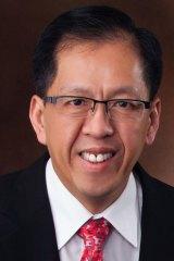 Shot dead: Curtis Cheng.