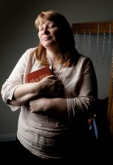Elizabeth Ryan, who had 43 demons exorcised by Pastor Daniel Nalliah in 2008.