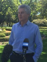Stephen Smith will do whatever Labor needs.