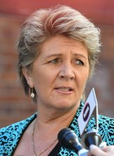 Child protection campaigner Hetty Johnston says there is no point holding the family violence inquiry if the chief justice cannot give testimony.