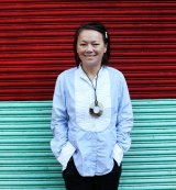 Nahji Chu owner of Misschu restaurants.