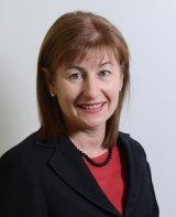 Brisbane journalist Louise Evans.