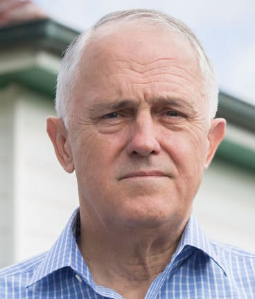 """They have it wrong"": Prime Minister Malcolm Turnbull."