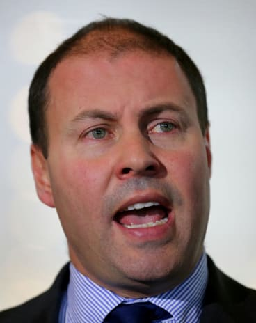 Environment Minister Josh Frydenberg. The Turnbull government's draft changes to Australia's protected offshore regions would increase the total area of the reserves open to fishing.