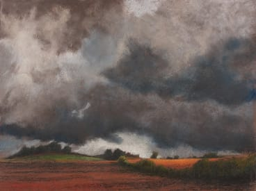 Roger Beale's Denmark Summer Storm features in Distant Voices at M16.