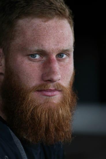 Nick Vlastuin: The beard stays.