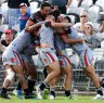 Trent Robinson preparing a 'desperate' Sydney Roosters side ahead of South Sydney re-match