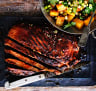 Neil Perry's spicy skirt steak and potatoes