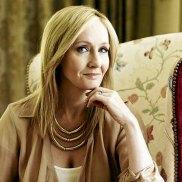 Harry Potter author J.K. Rowling.