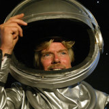 """The deal is """"the beginning of an important collaboration for the future of air and space travel"""", says Richard Branson."""