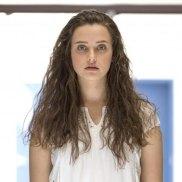 Australian actress Katherine Langford as Hannah Baker in <i>13 Reasons Why</i> season one.