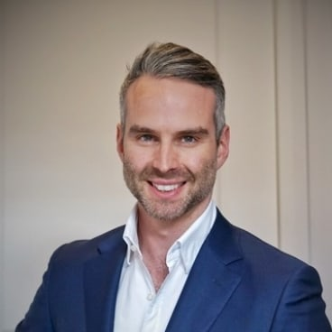 Schneider Electric's Smart Home Spaces director Ben Green.