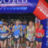 International runners fly in to complete midnight marathon in Perth