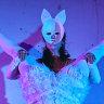 Forbidden Laughter: a grotesque blend of butoh and burlesque