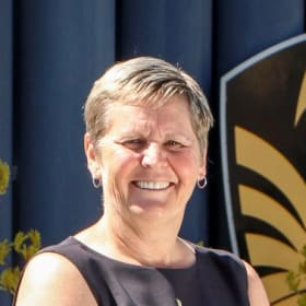 WACA CEO Christina Matthews.