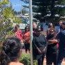 Geraldton police shooting officer on leave as investigation begins