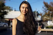 Winnie Dunnat Strathfield runs Sweatshop at Bankstown Arts Centre, a safe space for diverse women to workshop their writing. She is also an emerging writer and is appearing at the Sydney Writers Festival.