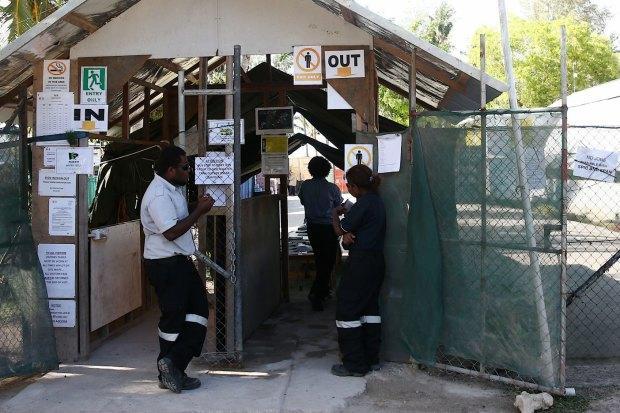 manus offshore detention centre - 620×413
