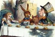 Alice in Wonderland: dazzlingly inventive and subversive of common sense.