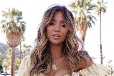 "Coachella ker-ching: ""Influencer"" Pia Muehlenbeck."