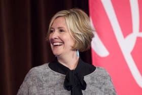 Brene Brown, author of <i>Dare to Lead</i>.