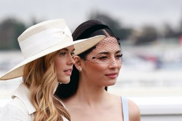 Racing carnival's have become an unofficial marker of the start of the Australian spring/summer fashion calendar.