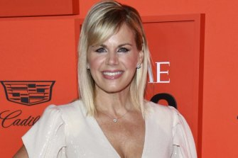 Former fox presenter Gretchen Carlson.  Her story is ''mind-blowingly uplifting'', says actor Naomi Watts.