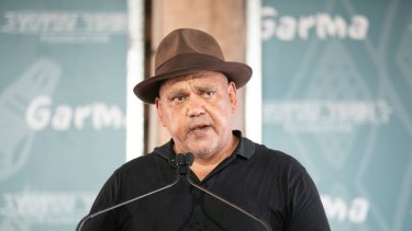 Cape York leader Noel Pearson lashed opponents of the Indigenous voice at the Garma Festival in Arnhem Land.
