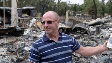 'She's lost everything of dad and her:' House razed but woman, 82, survives fire