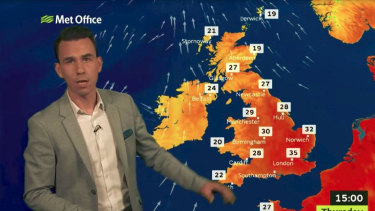 The heatwave grips the UK - will it budge the thinking of climate change deniers?