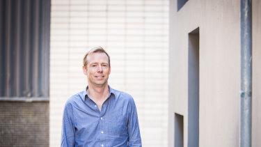 Blackbird Ventures co-founder Rick Baker.