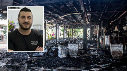 'Heartbroken': Family's two restaurants in Mawson and Hawker burnt