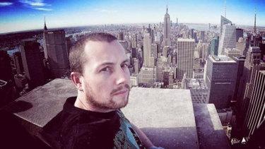 Jett McKee, allegedly murdered by Blake Davis and Hannah Quinn.
