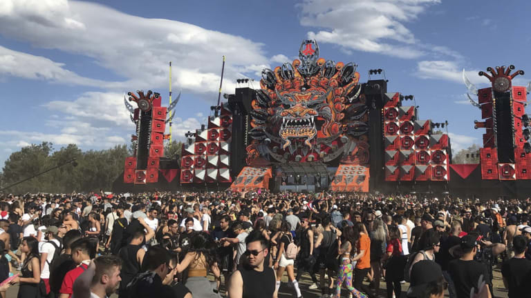 Two people died at the Defqon music festival, sparking calls for pill testing.