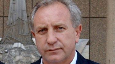 Businessman Michael McGurk was murdered in 2009.