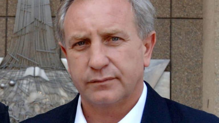 Sydney businessman Michael McGurk was shot dead outside his Cremorne house.